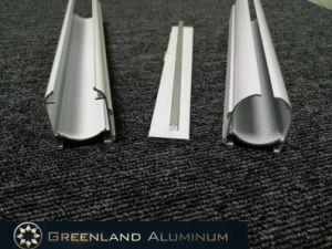 Aluminium Head Rails Tilt Rod Flat Bar for Roman Blind pictures & photos