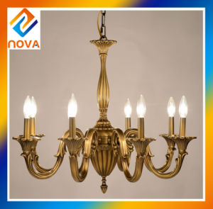 Bronze Chandelier Lighting pendant Lamp for Hotel Projects pictures & photos