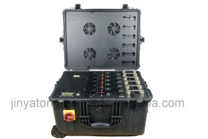 Suitcase High Power 3G 4G All Cell Phone Signal Jammer for VIP Protection pictures & photos