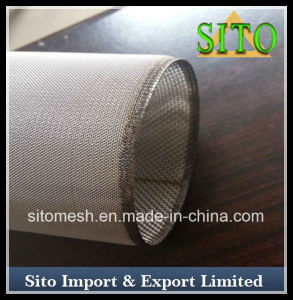 Sintered Sainless Steel 304 Wire Mesh Cylinder Filter pictures & photos
