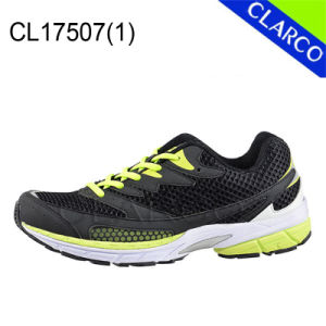 Women Sports Running Shoes with Cushion Sole pictures & photos