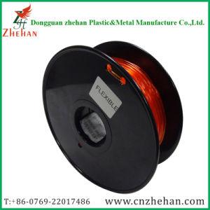 Manufacture Various Colors 3mm 2.85mm 1.75mm Flexible 3D Printer Filaments pictures & photos