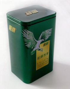 Customized Design Packaging Tea Box pictures & photos