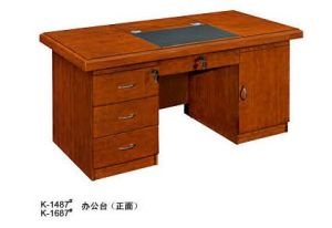 Simple Design Computer Dsek Office Furniture for Manager Office Using pictures & photos