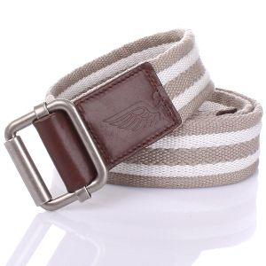 Export Italy Cotton Webbing Brand Heavy Cotton Waist Belt (RS-12015) pictures & photos
