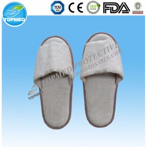 EVA Sole Disposable Slipper with Custom Logo pictures & photos