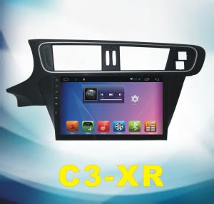 Android System GPS Navigator for C3-Xr 10.2inch with Car DVD pictures & photos