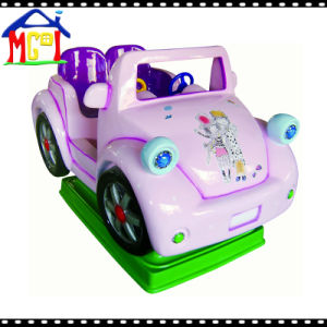 Electric Car Pinky Kiddie Ride Amusement Toy Coin Operated Games pictures & photos