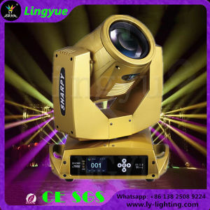Hot Sell 230W 7r Sharpy Beam Movinghead Light pictures & photos