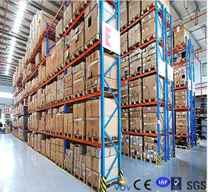 Warehouse Selective Storage Steel Pallet Rack/Shelving pictures & photos