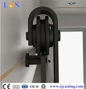 Wooden Sliding Door Hardware (LS-SDU-8010) pictures & photos