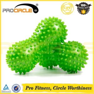 Exercise and Physical Therapy Peanut Ball Foot Massage Roller pictures & photos