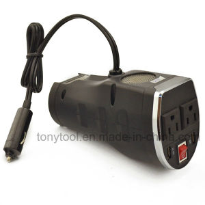 Portable AC Inverters with USB Charging pictures & photos