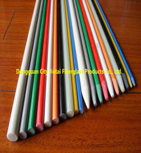 FRP Pultrusion Post, Fiberglass Support Post, FRP Marker Post for Sapling pictures & photos