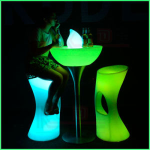 LED Table Indoor and Outdoor Ambiance Lighting Includes Remote Control pictures & photos