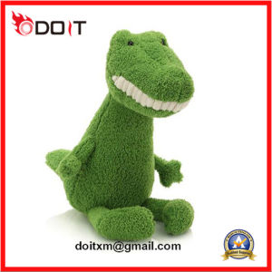 Green Stuffed Dinosaure Animal Dinosaur Stuffed Animal pictures & photos
