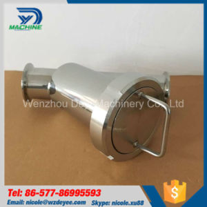 "2"" Ss304 Sanitary Y Type Clamp Filter pictures & photos"