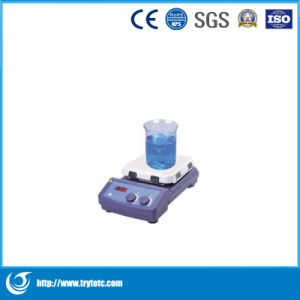 Bluespin Classic Magnetic Hotplate Stirrer-Digital Magnetic Hotplate Stirrer pictures & photos