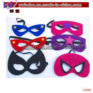 Party Gift Felt Mask Party Mask Party Holiday Decoration (C4056) pictures & photos