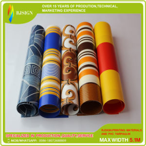 3.2m Width Waterproof Strip Polyester Fabric for Gym Matt pictures & photos