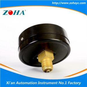 100mm Axial Normal Pressure Manometers pictures & photos