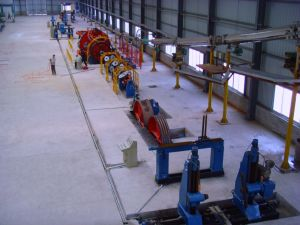 Jly Planetary Laying-up Machine for Mining Cables pictures & photos