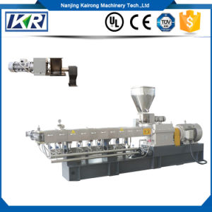 High Capacity 3D Printer Filament Making Machine/PVC UPVC Conical Twin Screw Plastic Extruder pictures & photos