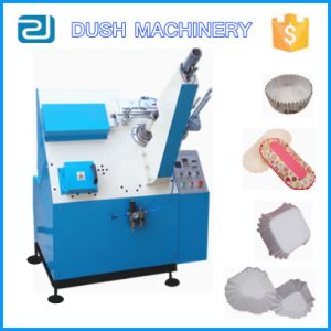 Automatic Paper Cake Tray/Cup Forming/Making Machine