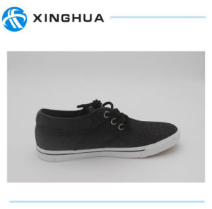 Fashionable Canvas Shoes for Men pictures & photos