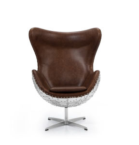 Aviator Egg Chair, Aluminum Back Egg Chair, Classic Office Chair Yh-180 pictures & photos