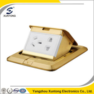 High Quality Universal Electric Pop up Plug Floor Socket pictures & photos