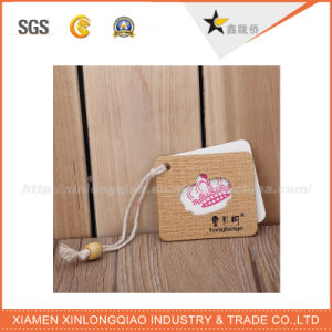 Good Quality Hot Sale Eco-Friendly Garment Tag pictures & photos