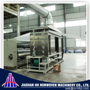 High Quality 3.2m SMMS PP Spunbond Nonwoven Fabric Machine pictures & photos