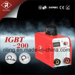 DC IGBT Welding Machine (IGBT-120/140/160) pictures & photos