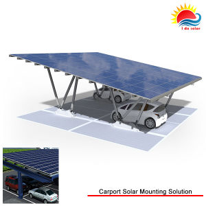 High Efficient Carport Ground Mounting (GD165) pictures & photos