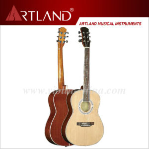 Spruce Top Sapele Back&Side Acoustic Guitar (AG363) pictures & photos