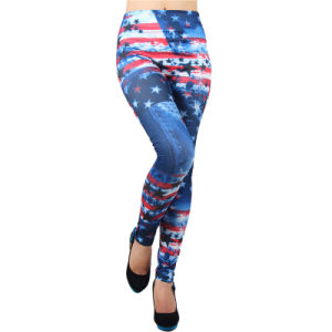 High Quality Hot Sell Women Fashion Yoga Leggings pictures & photos