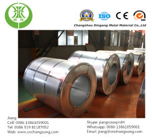 Hot Dipped Zinc Coated Steel Coil for Highwat Barriers pictures & photos