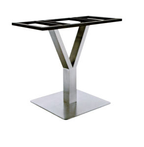 X Restaurant Table Base Dining Table Base coffee Table (3007) pictures & photos