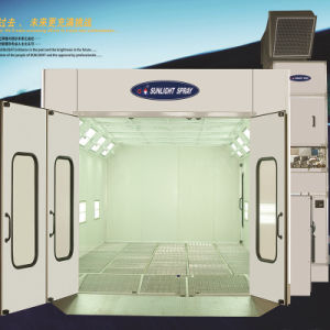 Spray Baking Cabin for Auto Body Repairing pictures & photos