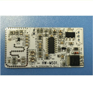 10.525GHz High Sensitivity Microwave Motion Sensor Module for Automatic Alarm System Hw-S01 pictures & photos