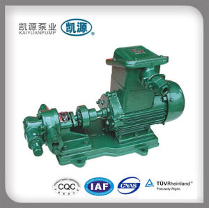 KCB 2cy Horizontal Double Rotary Gear Pump pictures & photos