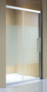Sanitary Ware Simple Glass Shower Door pictures & photos