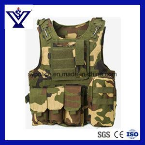 Wholesale Military Security Camouflage Tactical Bullet-Proof Vest (SYSG-110) pictures & photos