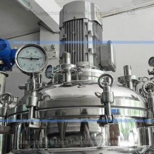 Stainless Steel Emulsifying Tank for Food/Juice pictures & photos