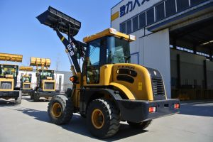 China Eougem Zl12f 1.2 Ton Front End Mini Wheel Loader for Farmer pictures & photos