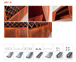 New Design Classical Style Outdoor Waterproof All Aluminum Kitchen Cabinets (BR-ALK001) pictures & photos