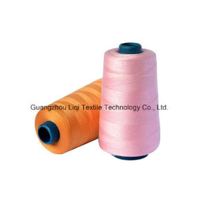 Colors Optional Machine Textile Thread 100% Polyester Embroidery Thread 75D/2 pictures & photos