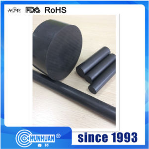 PTFE Tube, Teflon Pipe, PTFE Tube Filled Graphit pictures & photos
