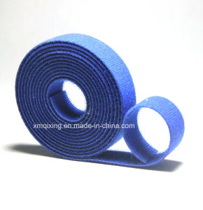 Nylon Material Back to Back Hook and Loop Cable Tie pictures & photos